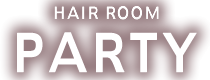 HAIR ROOM PARTY(ヘアルームパーティー) | 柏の美容室/美容院/エクステ